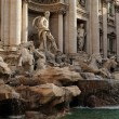 Fountain Trevi (Fontandi Trevi), Rome — Stock Photo #38779279