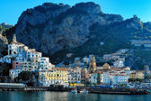 Amalfi town, Italy — Stock Photo