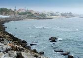 Coastline at Cascais, Portugal — Stock fotografie