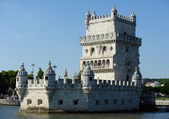 Torre de Belem, Lisbon, Portugal — Stock Photo