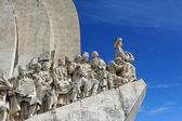 The Monument to the Discoveries, Lisbon, Portugal — Stock Photo