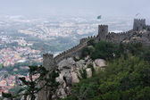 The Castle of the Moors (Castelo dos Mouros), Sintra, Portugal — Stock Photo