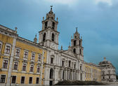 The National Palace, Mafra, Portugal — Stock Photo