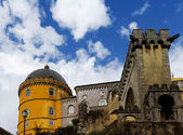 The Pena National Palace, Sintra, Portugal — Stockfoto