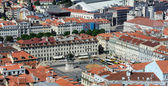 Figtree Square, Lisbon, Portugal — Stock Photo