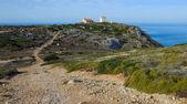 The Atlantic coast, cape Espichel, Portugal — Stock Photo