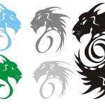 Постер, плакат: Predator symbols