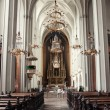 Постер, плакат: St Augustines Church in Vienna Austria