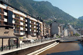 Andorra la Vella — Stock Photo