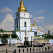 St Michaels  Monastery in Kiev, Ukraine — 图库照片