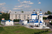 Paraskeva Pjatnitsy's temple in Kazan, Russia — Stock Photo