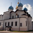 Blagoveshensky cathedral in Kazan Kremlin, Russia — Stock Photo