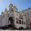 The Cathedral of the Annunciation in Kremlin, Moscow, Russia — Photo