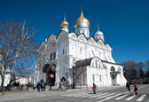 The Cathedral of the Archangel in Kremlin, Moscow, Russia — Stock Photo
