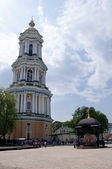 Belltower in Kiev-Pechersk Lavra, Kiev, Ukraine — Stock fotografie