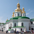 Kiev-Pechersk Lavra monastery in Kiev, Ukraine — Stock Photo