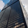 Stock Photo: Willis Tower in Chicago, USA