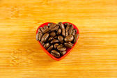 Beans of coffee — Stockfoto