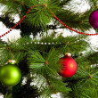 Christmas-tree decorations — Lizenzfreies Foto