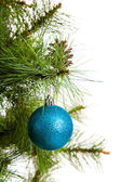 Christmas-tree decorations — Photo
