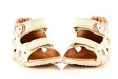 sandals isolated on white background  — Stock Photo