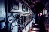 Locomotive engine — Stock Photo