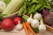 Verduras y hortalizas — Foto de Stock