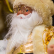 Close up of smiling SantClaus — Foto de stock #35121155