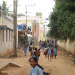 Bangalore School Children — Stock Photo #20404679
