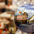 Stock Photo: Christmas in Germany in a Ball