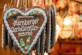 I love Christmas Markets — Stock Photo