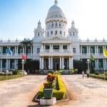 Lalitha Mahal Palace (Hotel) — Stock Photo #21717837