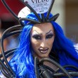 Drag Queen at Christopher Street Day — Stock Photo