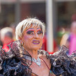 Senior Drag Queen at Christopher Street Day — Stock Photo
