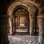 Medieval Castle Chapel — Stock Photo #41032321