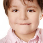 Cute kid — Stock Photo #19735945