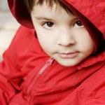 Cute boy — Stock Photo #27166375