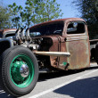 Hot Rods &amp;amp; Vintage Cars - Stockfoto