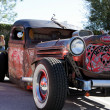 Hot Rods &amp;amp; Vintage Cars - Zdjcie stockowe
