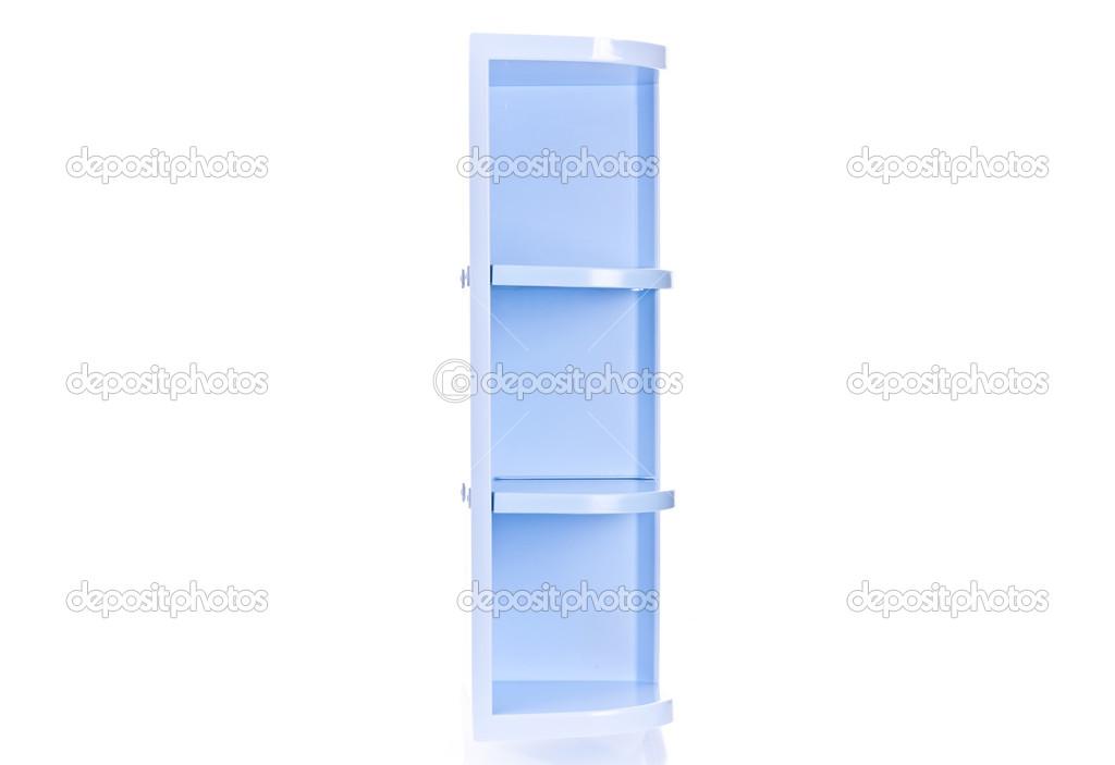 Meubles en plastique pour la salle de bains place pour serviettes photographie brzusio for Tablette salle de bain plastique