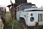 The Rusty machine. — Stock Photo