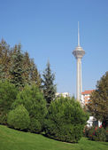 Milad tower — Stock Photo