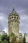 The Galata Tower — Stock Photo