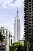 Empire State New York — Stock Photo