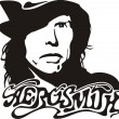 Aerosmith Decals - Stock Vector