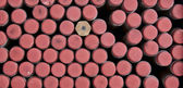 Bleistifte und radiergummis — Stockfoto