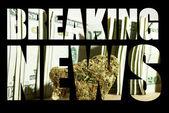 アメリカの娯楽と医療用マリファナの業界 — ストック写真