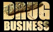 American Drug Industry, Marijuana — Foto de Stock