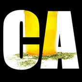 Marijuana and Cannabis California, CA — Foto de Stock