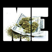 Maine, ME, State Marijuana and Cannabis Legalization — Stock Photo